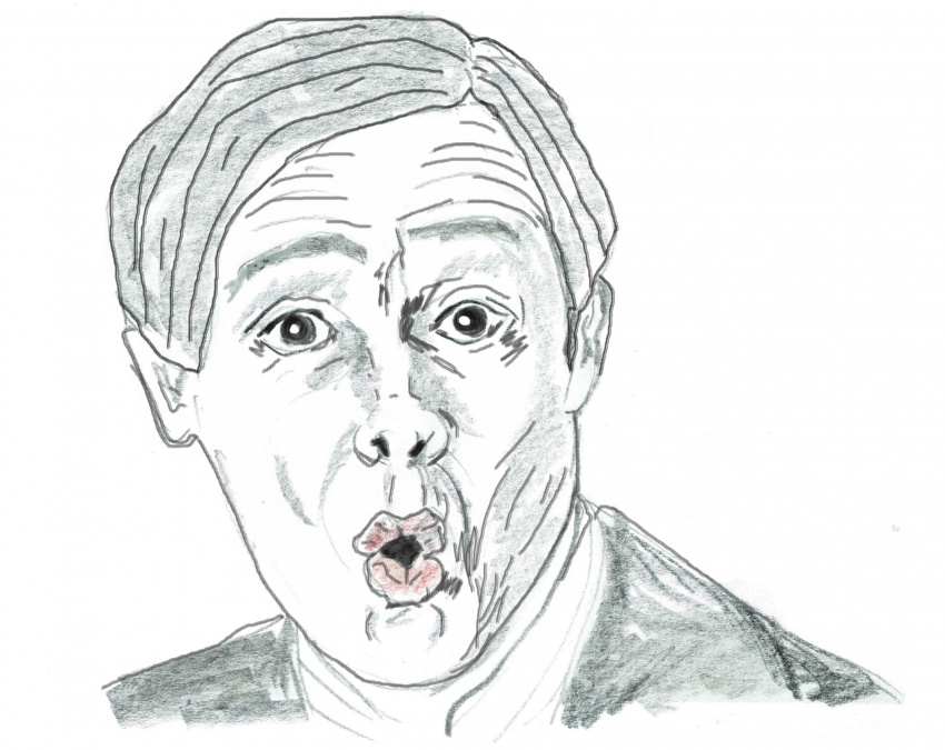 Paul Whitehouse by brainfree